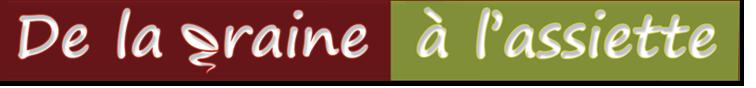 Logo de la Graine à l'Assiette